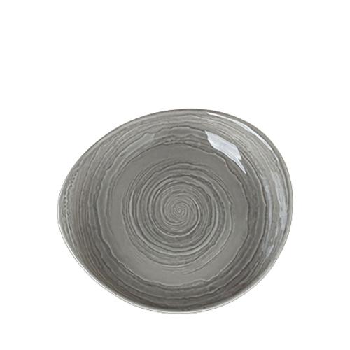 Steelite Scape Plate 25cm Grey