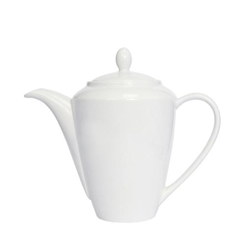 Steelite Simplicity Coffee Pot 21oz White