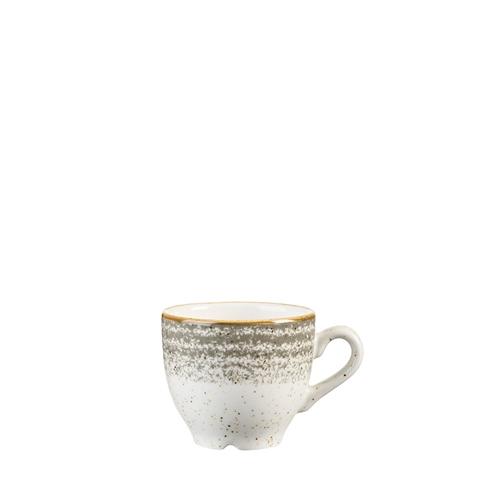 Churchill Studio Prints Homespun Espresso Cup 9cl Grey