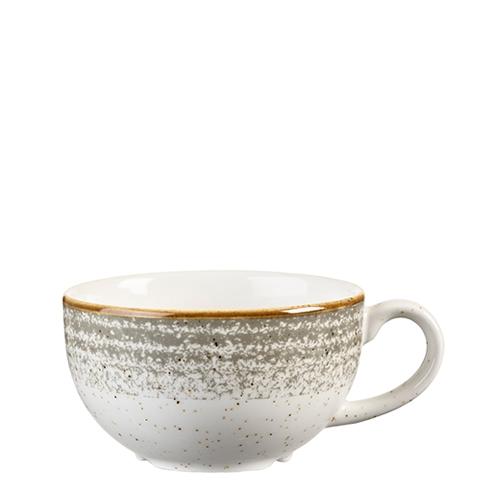 Churchill Studio Prints Homespun Cappuccino Cup 22.7cl Grey