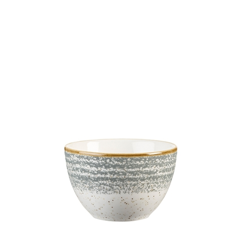 Churchill Studio Prints Homespun Sugar Bowl 22.72cl Grey