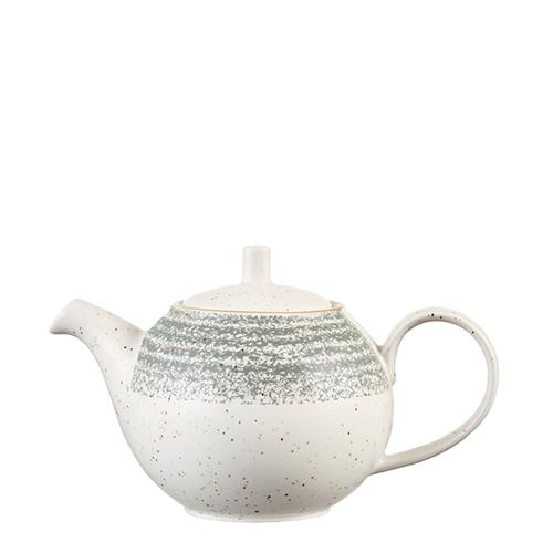 Churchill Studio Prints Homespun Beverage Pot 42.6cl Grey