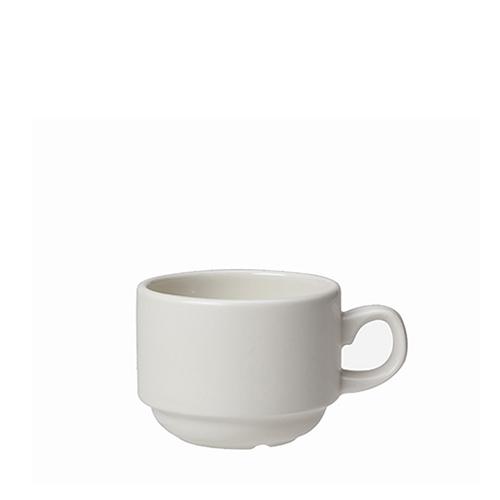 Steelite Simplicity Slimline Stacking Cup 7oz White