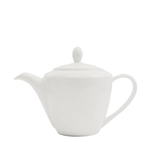 Steelite Simplicity Tea Pot 21oz White