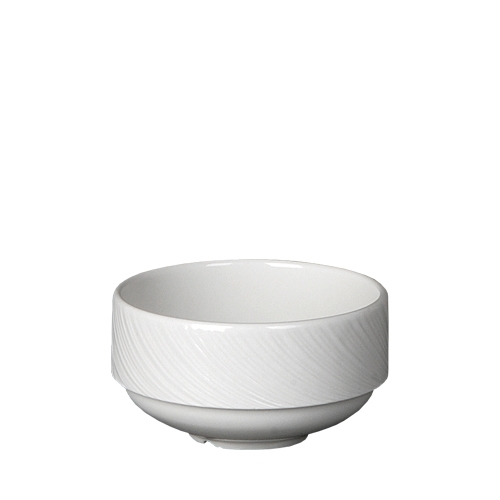 Steelite Spyro Unhandled Soup Cup 10oz White