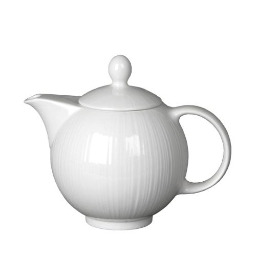 Steelite Spyro Teapot 21oz White
