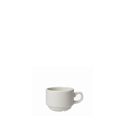 Steelite Simplicity Slimline Stacking Cup 3.5oz White