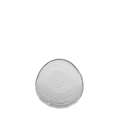 Steelite Scape Round Glass Platter 14cm Clear