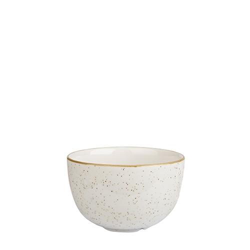 Churchill Stonecast Sugar Bowl 8oz Barley White
