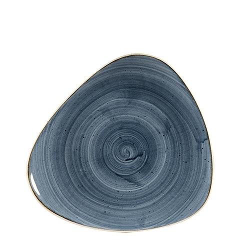 Churchill Stonecast Triangle Plate 12