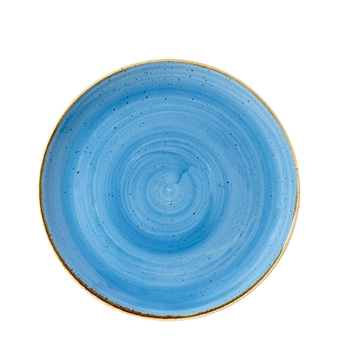 Churchill Stonecast Coupe Plate 11.25