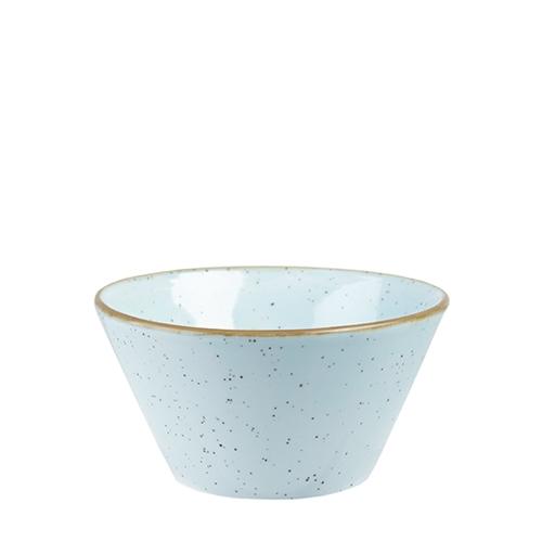 Churchill Stonecast Zest Snack Bowl 12oz Duck Egg Blue