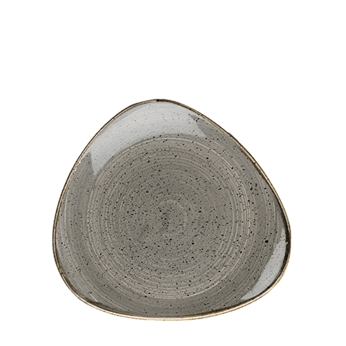 Churchill Stonecast Triangle Plate 9