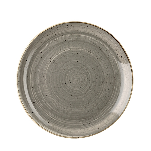 Churchill Stonecast Coupe Plate 10.25