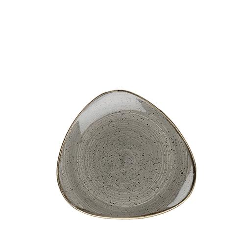 Churchill Stonecast Triangle Plate 7.75