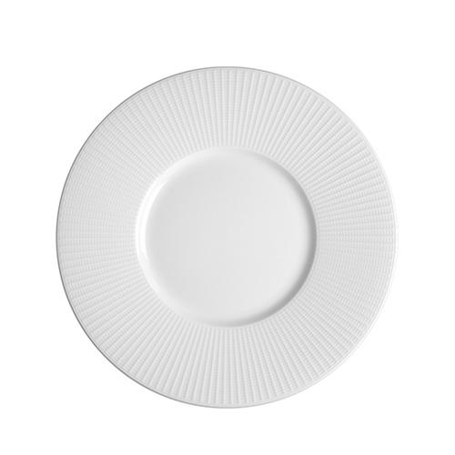 Steelite Willow Gourmet Plate Medium Well 11.25