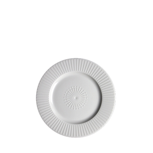 Steelite Willow Gourmet Plate Accent 7.25