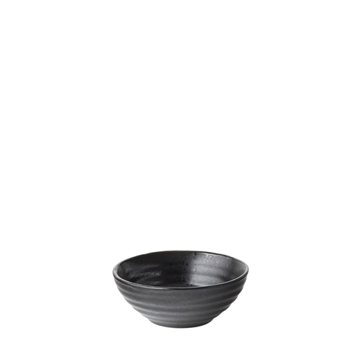 Utopia Tribeca Ebony  Small Bowl 6cl Black
