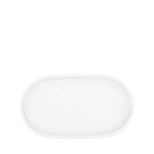 "Villeroy & Boch Artesano Professionale Oval Platter 11"" x 6.25"" White"