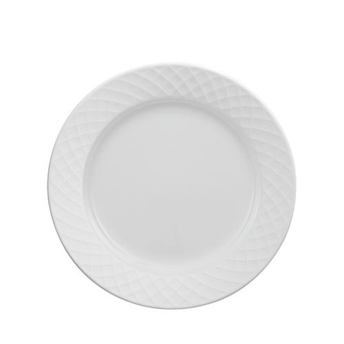 "Villeroy & Boch Bella  Flat Plate 10.5"" White"