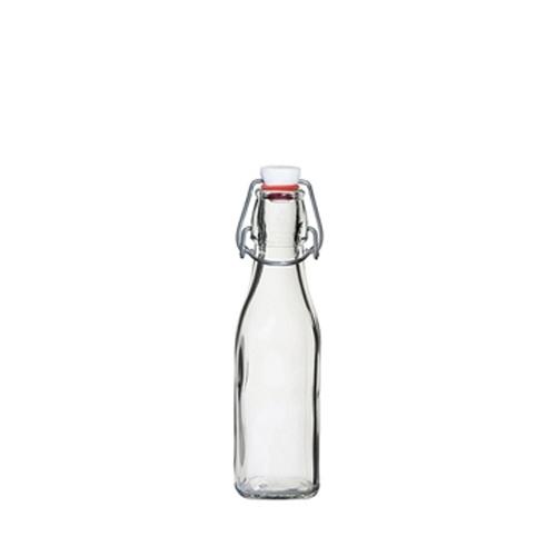 Utopia Flip Lid Swing Bottle 25cl Clear
