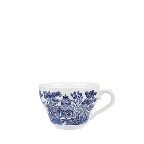 Churchill Vintage Prints Willow Georgian Teacup 7oz Blue