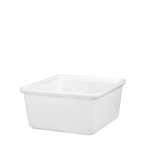 Churchill Cookware Rectangular Casserole Dish 17.5 x 18.5 x 8.5cm White