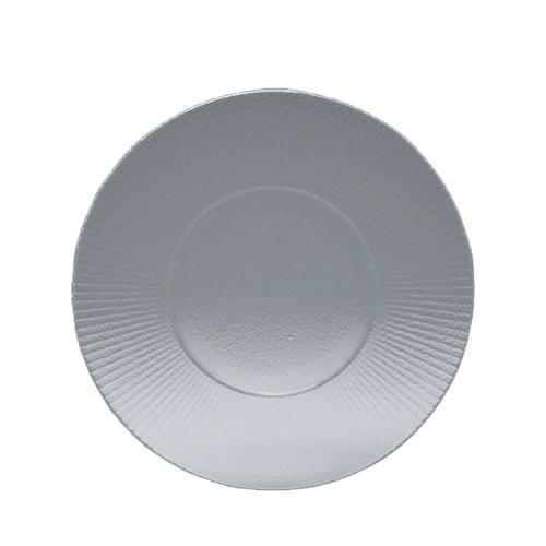 Steelite Willow Glass Clear Gourmet Plate Medium Well 28.5cm