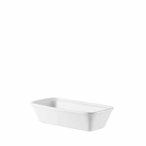 Churchill Cookware Rectangular Baking Dish 25 x 12 x 6.2cm White