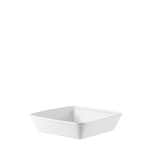 Churchill Cookware Square Baking Dish 25 x 25cm x 6.2cm  White