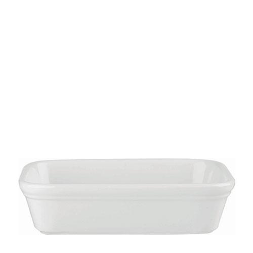 Churchill Cookware Rectangular Dish 15.5 x 11.5cm White