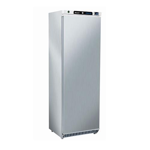 Blizzard Blue Line 400 Upright Fridge Freezer L400SS Stainless Steel