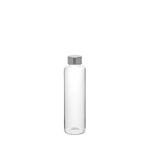 Utopia Atlantis Lidded Water Bottle 0.5Ltr Clear