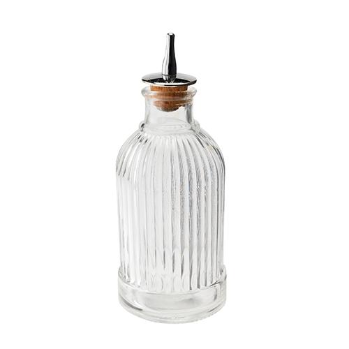 Beaumont Mezclar Liberty Bottle 7.5oz Clear