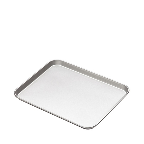 Non Stick Oven Baking Tray 38x30x2cm Silver