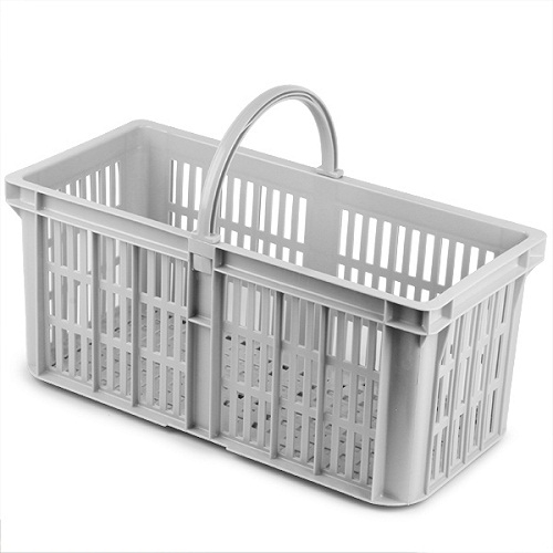 Multi-Purpose  Glass Carrier 483 x 229 x 330mm Grey