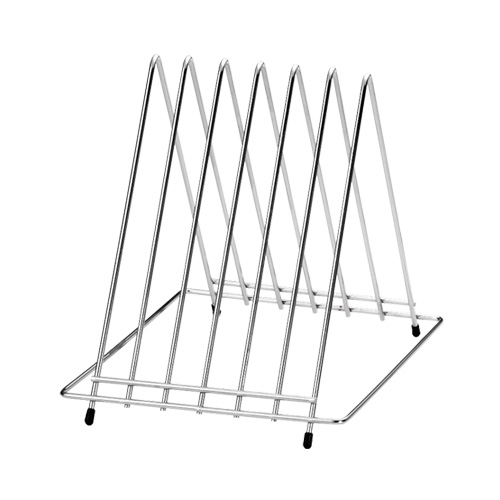 Stainless Steel Chopping Board Rack 1/2