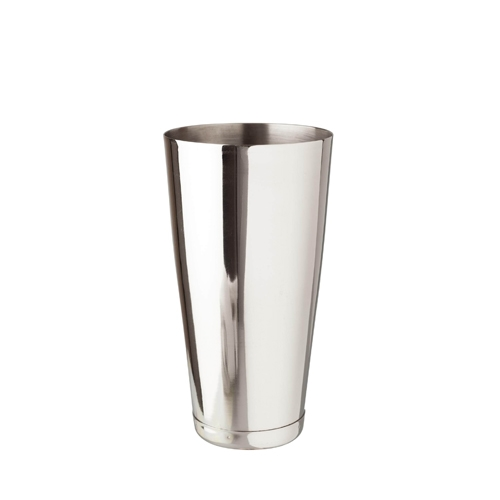 Beaumont Boston  Cocktail Shaker Can 28oz Silver