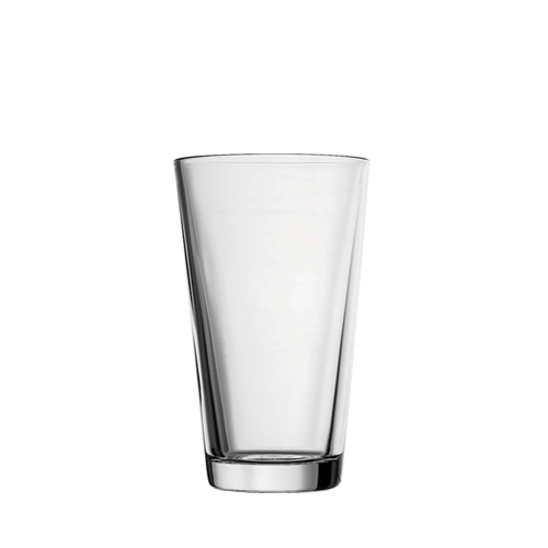 Utopia Parma Shaker Glass 45cl Clear