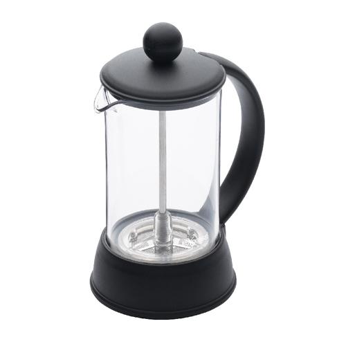 Le Xpress Polycarbonate Cafetiere 3 Cup Clear / Black