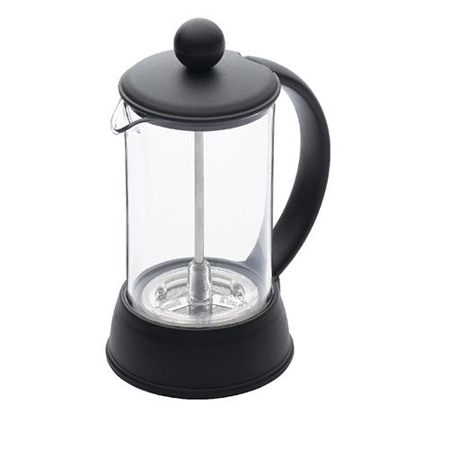 Le Xpress Polycarbonate  Cafetiere 8 Cups Clear / Black