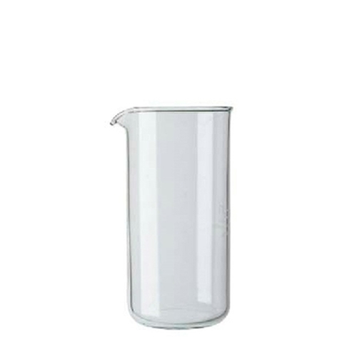 Cafetiere Glass Liner 8-Cup Clear
