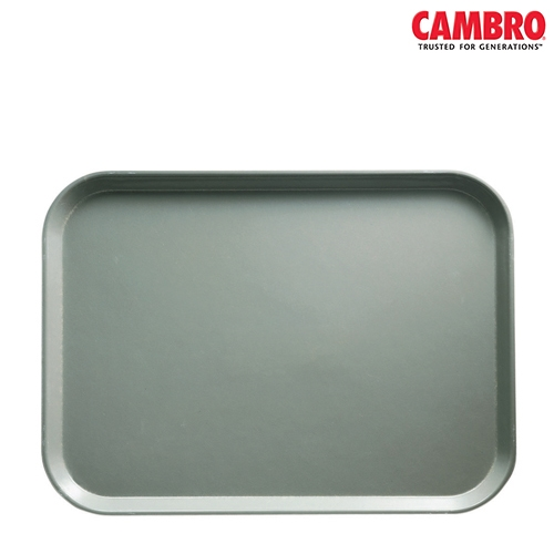 Cambro  Fibreglass  Tray 32cm x 53cm Grey