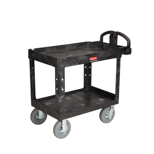 Rubbermaid Heavy Duty Utility Trolley 94.3 x 114.9 x 65.7cm