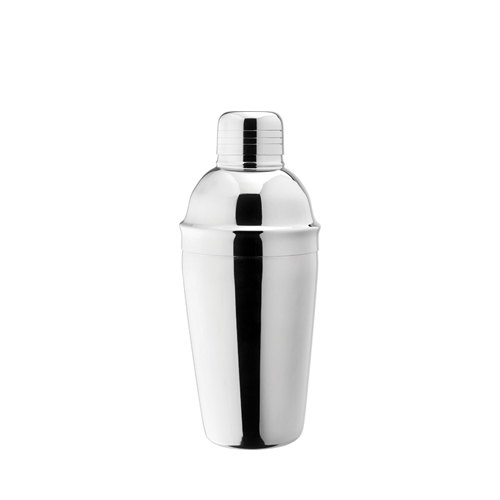 French  Stainless Steel Cocktail Shaker 50cl