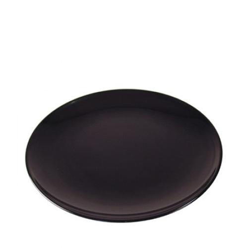 Dalebrook Melamine  Round Plate 30.5cm  Black