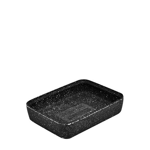 Dalebrook Kata Melamine Crock 13 x 17.5 x 4cm Black