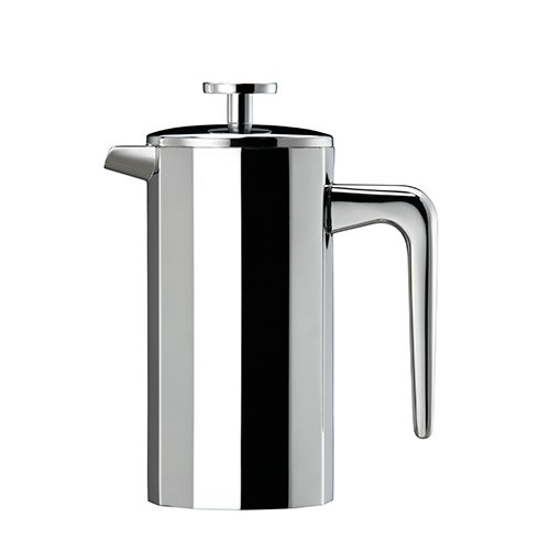 Elia 18/10 Cafetiere Mirror Finish 3 Cup Stainless Steel