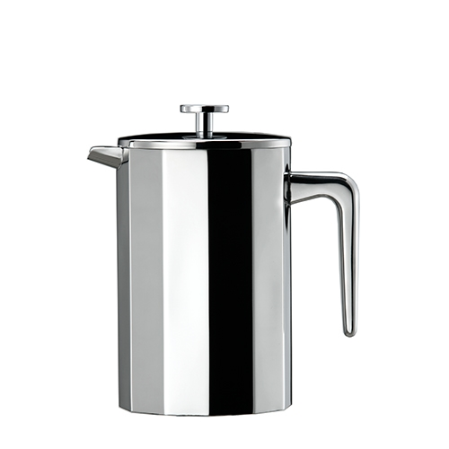 Elia 18/10 Cafetiere Mirror Finish 6 Cup Stainless Steel