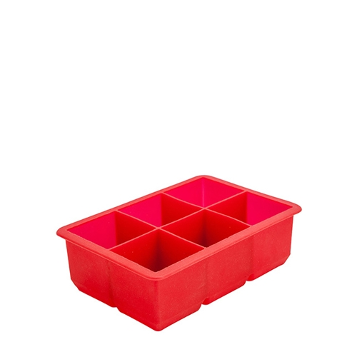 Beaumont 6 Cavity Silicone Ice Cube Mould 2